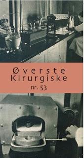 Øverste Kirurgiske begynder igen at udkomme – nummer 53 udkommer 27/9!